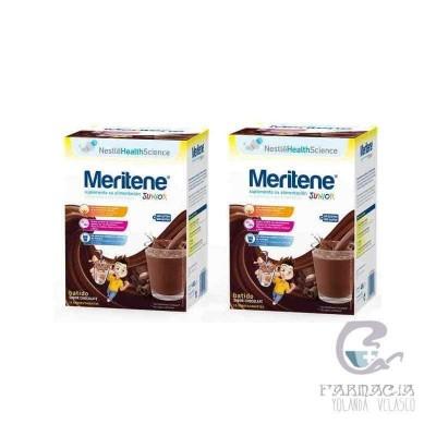 MERITENE JUNIOR DUPLO CHOCOLATE