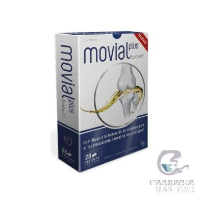Movial Plus Fuidart 28 Cápsulas