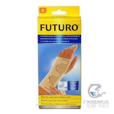 Muñequera Férula Futuro Reversible Talla L