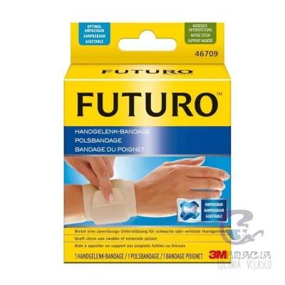 Muñequera Futuro Velcro Talla Única