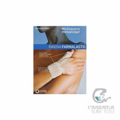 Muñequera Metapulgar Innova Farmalastic Talla 2