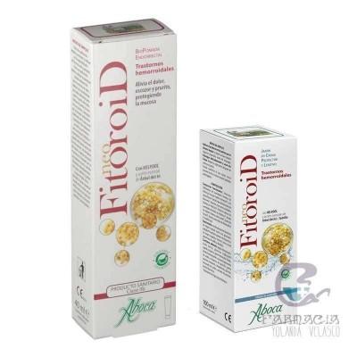 Neofitoroid Pack Jabón en Crema 100 ml + Biopomada Endo 40 ml