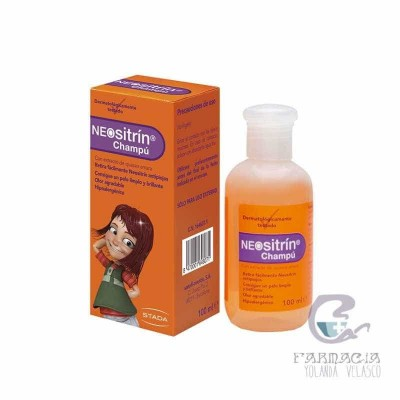 Neositrin Champú Limpieza Dimeticonas 100 ml