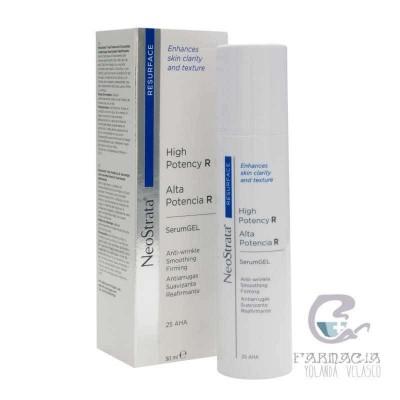 Neostrata Alta Potencia R Serum Gel Antiarrugas 50 ml