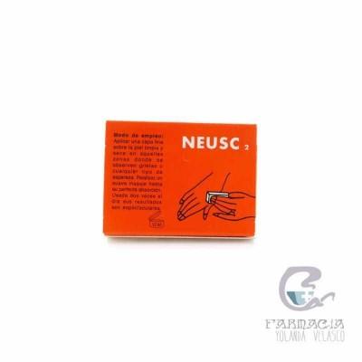 Neusc-2 Pastilla Grasa 24 gr