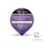 Neutrogena Ageless Boost Express Facial Cream-Mask Anti Edad 10 ml