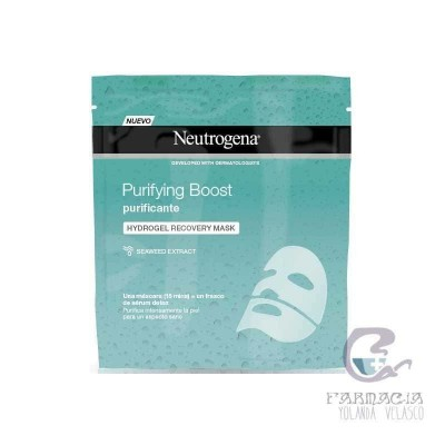 Neutrogena Purifying Boost Hydrogel Recovery Mask 30 ml