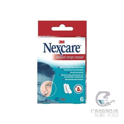 Nexcare Blood Stop Tapón Nasal 2 Unidades
