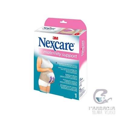 Nexcare Maternity Faja Lumbar Embarazo Talla Mediana