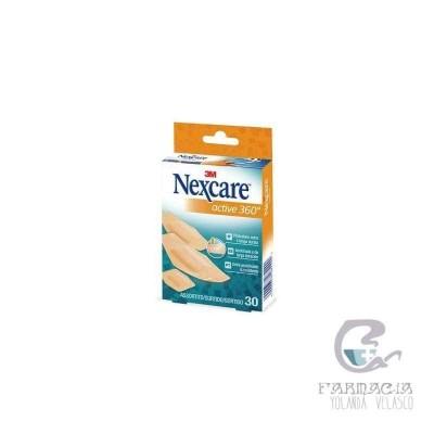 Nexcare Sensitive 360º Adhesivo Surtido 20 Apósitos