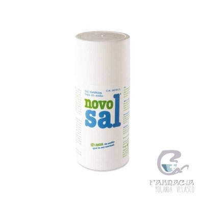 Novosal Sal Dietetica Hiposodica 200 gr