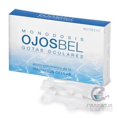 Ojosbel Colirio 10 Monodosis Solución 0,5 ml