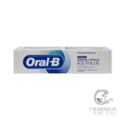 Oral-B Encías & Esmalte Repair Original Dientes 125 ml