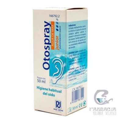 Otospray Junior 50 ml