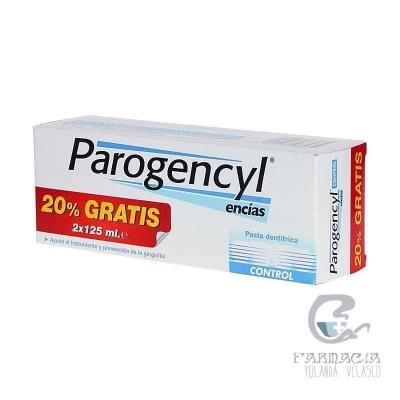 Parogencyl Control Pasta Duplo 2x125 ml