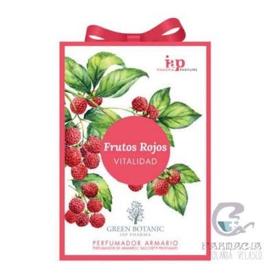 Perfumador Armario Green Botanic Frutos Rojos