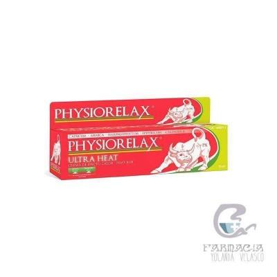 Physiorelax Ultra Heat Masaje Deportivo 75 ml