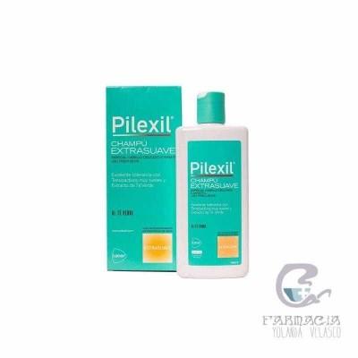 Pilexil Extra Suave Champú 300 ml