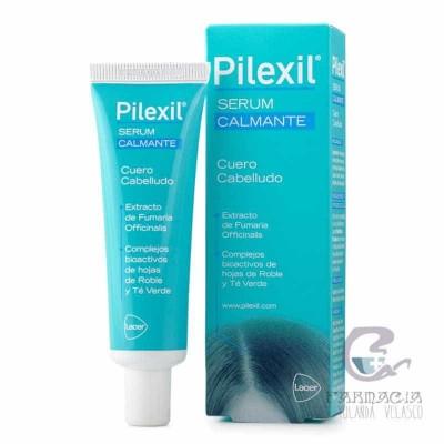 Pilexil Serum Calmante Cuero Cabelludo 30 ml