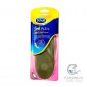Plantillas Scholl Gel Activ Botas y Botines 1 Par