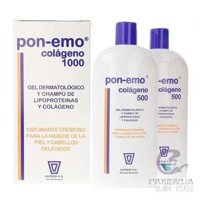 Pon-Emo Colágeno 1 l