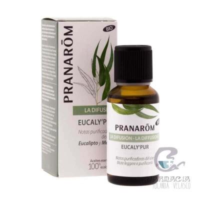Pranarom Difusión Eucaly Plus 30 ml