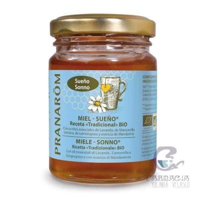 Pranarom Miel Sueño Receta Tradicional 100 ml