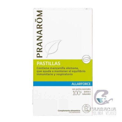 Pranarom Pastillas Allarforce