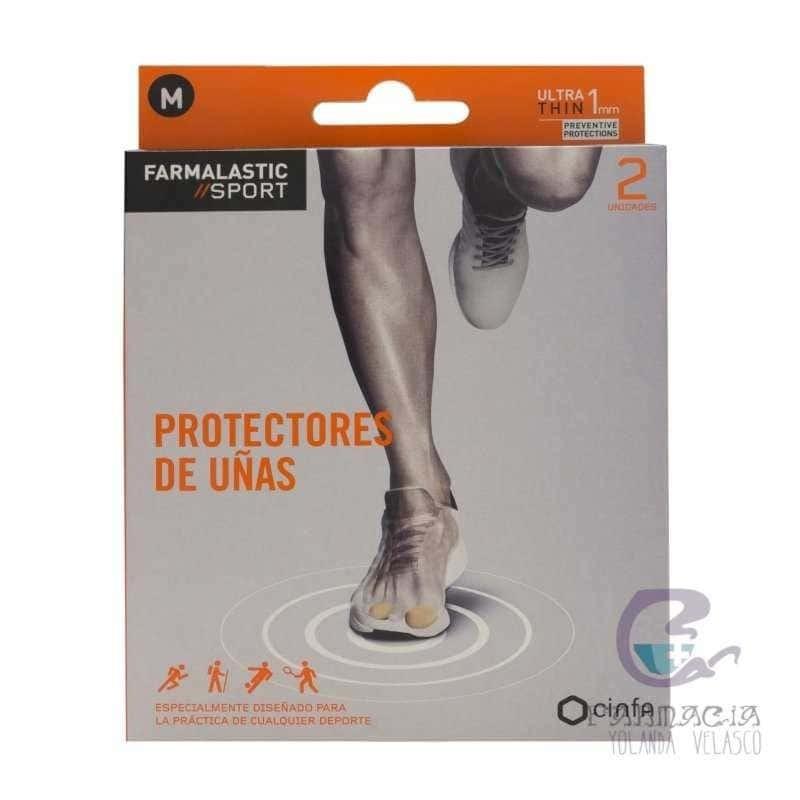 Protector de Uñas Farmalastic Sport Talla M