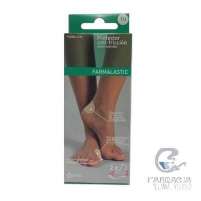 Protector Juanete / Talón Farmalastic Anti-Fricción
