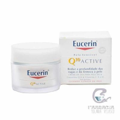 Q10 Active Antiarrugas Crema Eucerin Cutis Sensible 50 ml