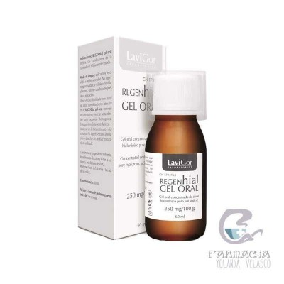 Regenhial Gel Oral 60 ml