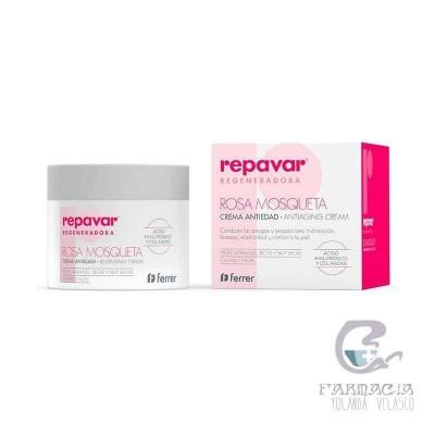 Repavar Regeneradora Crema Facial 50 ml