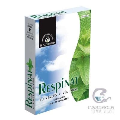 Respinat El Naturalista 10 Viales Bebibles 10 ml