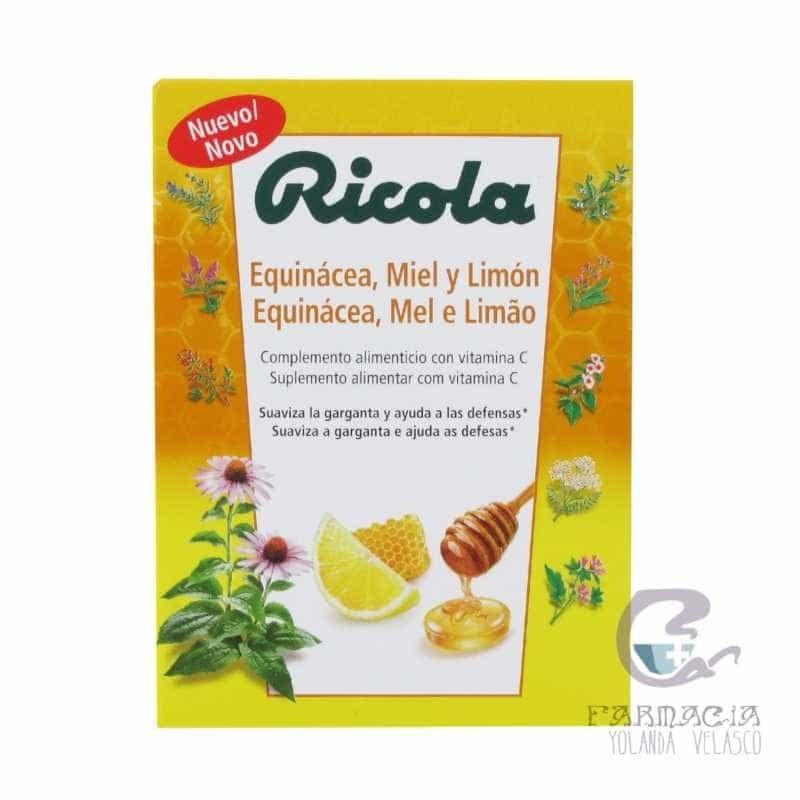Ricola Pastillas Equinacea Miel Limon 50 gr
