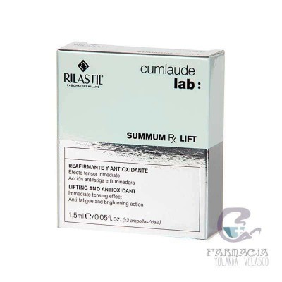 Rilastil Cumlaude Lab Summum Lift Rx 3 Ampollas