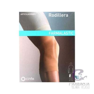 Rodillera Farmalastic Talla Grande