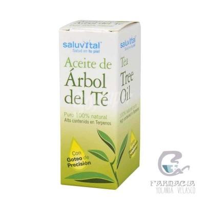 Saluvital Aceite de Árbol de Té 16 ml