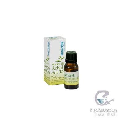 Saluvital Aceite de Árbol del Té 30 ml