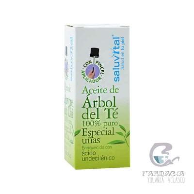 Saluvital Aceite de Árbol de Té Especial Uñas 10 ml