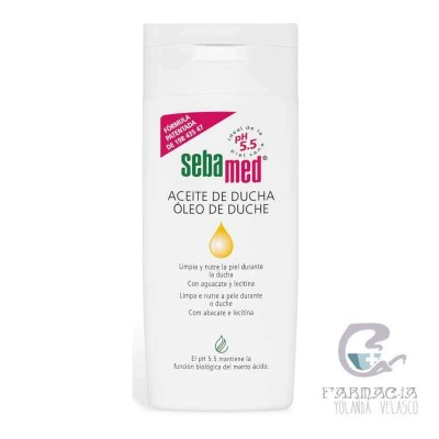 Sebamed Aceite de Ducha 200 ml