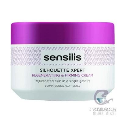 Sensilis Silhouette Xpert Crema Reafirmante 400 ml