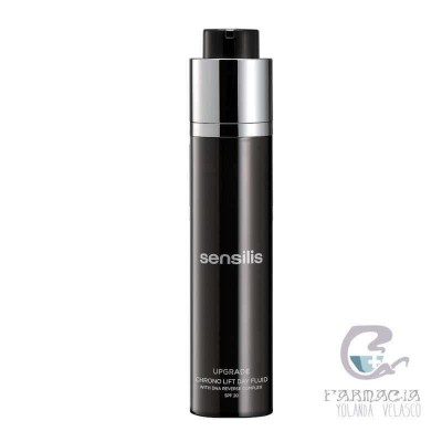 Sensilis Upgrade Chrono LifT Fluido Día SPF20 50 ml