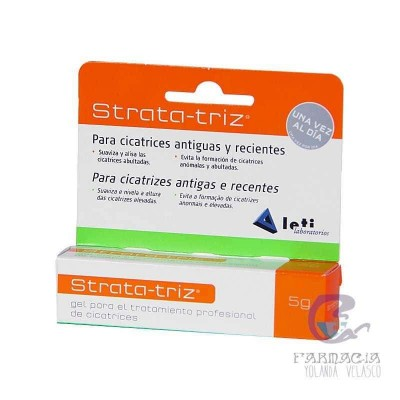 Strata-Triz Gel de Cicatrices 5 gr