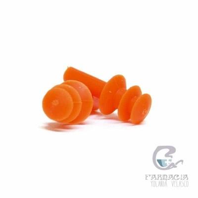 Tapones Oídos Silicona Maries Adulto 2 Unidades