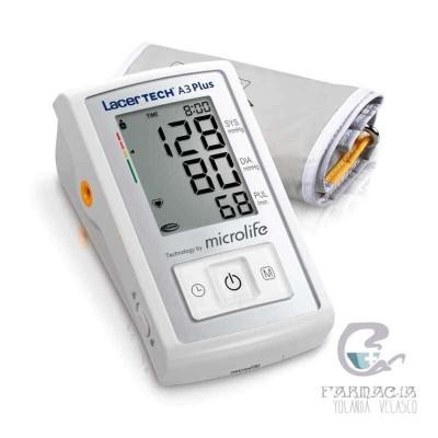 Tensiómetro Automático de Brazo Lacertech BP A3