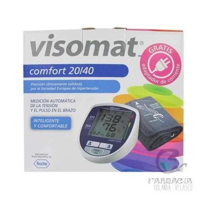 Tensiometro Digital Con Adaptador de Corriente Visomat Comfot 20/40