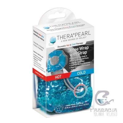 Thera Pearl Soporte de Rodilla Frío/Calor 1 Unidad