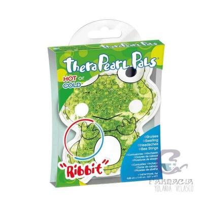 Thera Pearl Pals Ribbit Verde 1 Bolsa