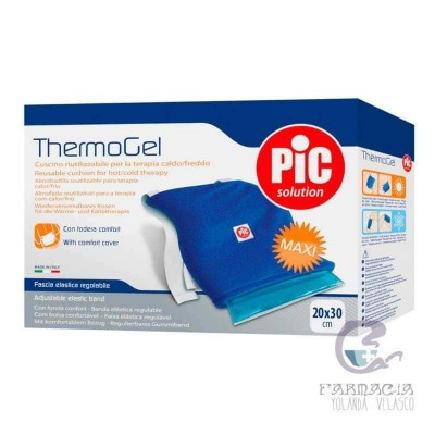 Thermogel Pic Gel Frío/Calor Maxi 17x30 cm